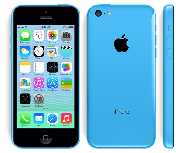 Apple iPhone 5C offitsial 2