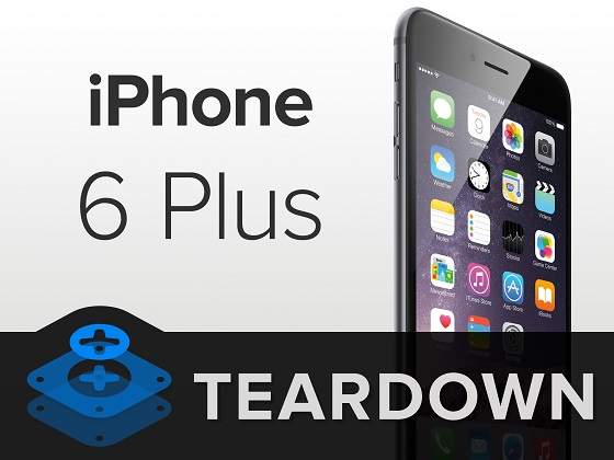Apple iPhone 6 plus ifixit