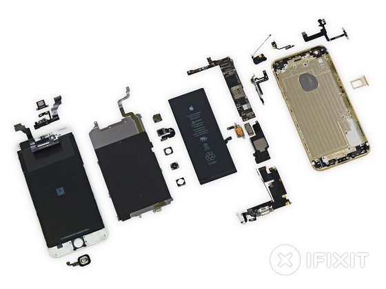 Apple iPhone 6 plus ifixit14