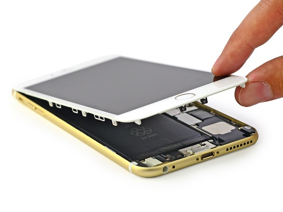 Apple iPhone 6 plus ifixit6