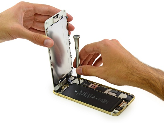 Apple iPhone 6 plus ifixit7