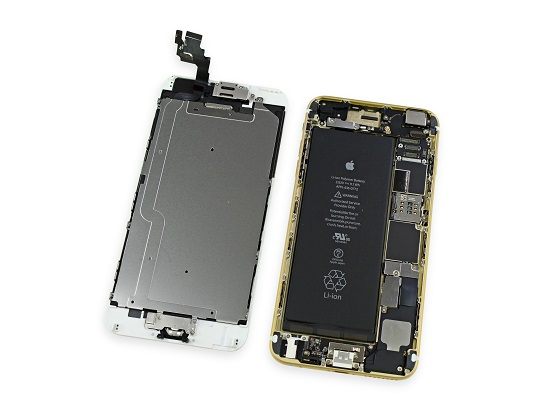 Apple iPhone 6 plus ifixit8