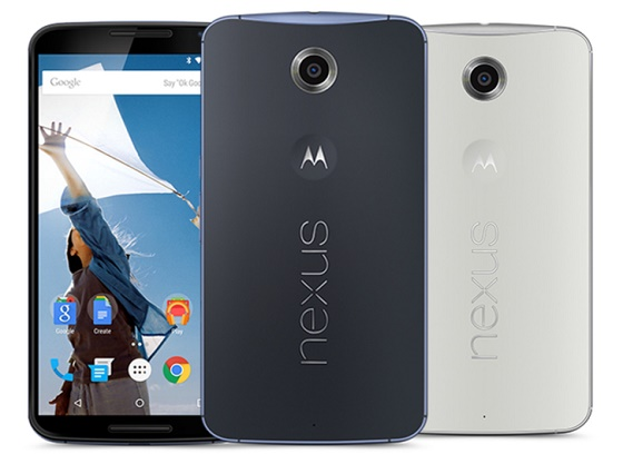 Google Nexus 6 official8