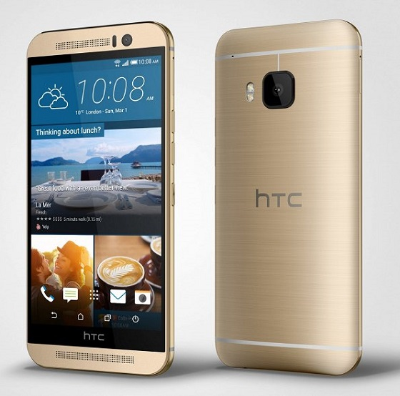 HTC One M9 official11