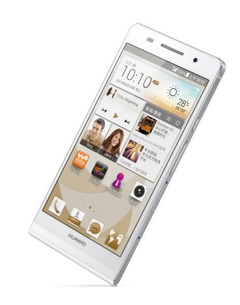 Huawei Ascend P6 S 2
