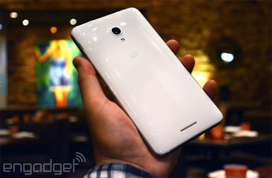 Huawei Ascend Mate 2 off