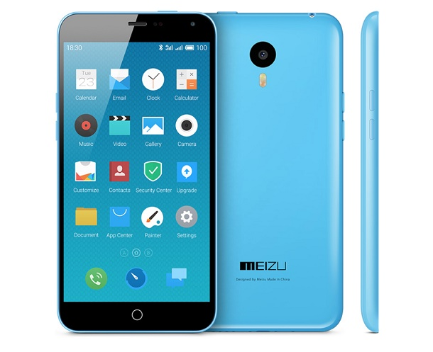 Meizu Blue Charm m1 note7