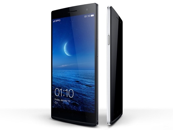 OPPO Find 7 official