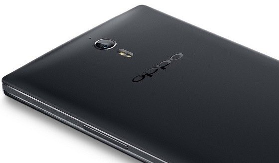 OPPO Find 7 official 4