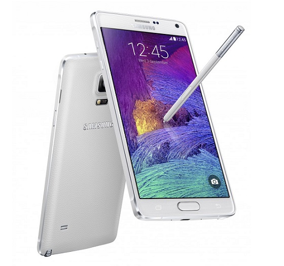 Samsung GALAXY Note 4 official7