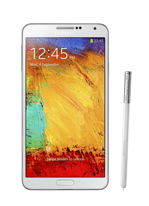 Samsung Galaxy Note 3 offitsial5