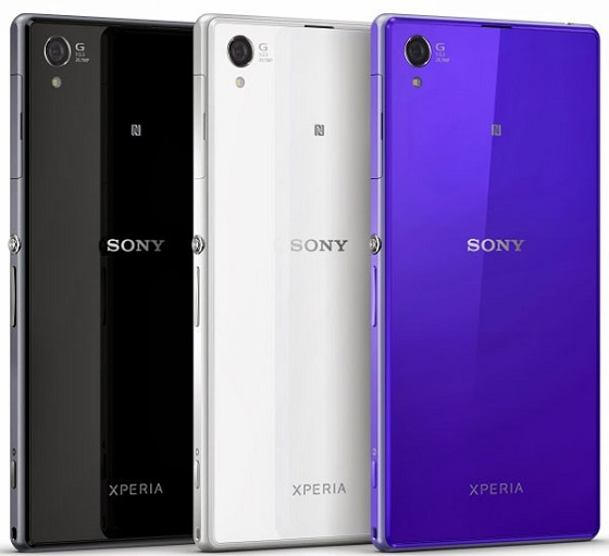 Sony Xperia Z1 offitsial6