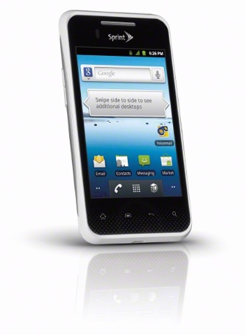 LG Optimus Elite