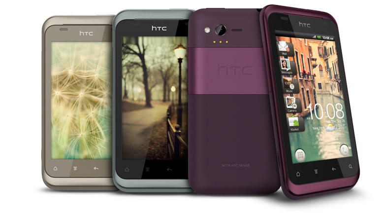 HTC Rhyme Hourglass-SeaGlass-Plum